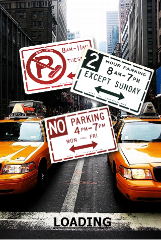 NYC Parking Signs