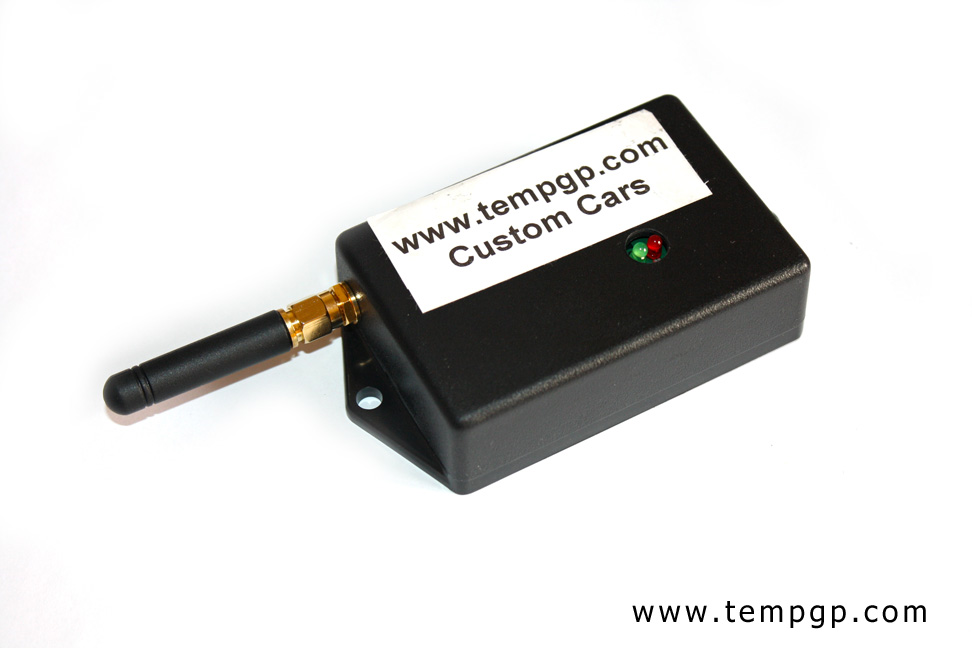 TempGP TPMS Tire Pressure Antenna Booster Kit
