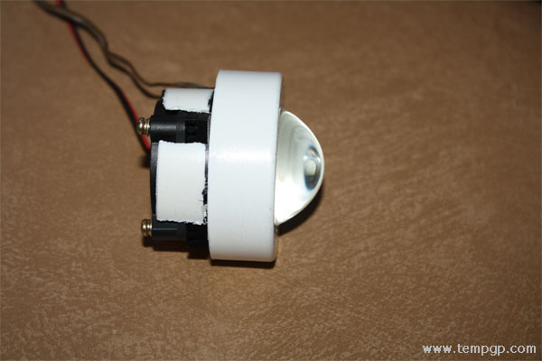 LED HID Projector Module