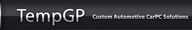 TempGP - Custom Automotive & CarPC Solutions